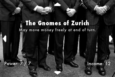 Eve of Destruction - Gnomes of Zurich Card