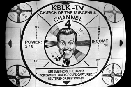 Eve of Destruction - Church of the SubGenius Card